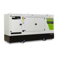 Дизелов генератор  за ток марка Green Power,  модел GP165 S/I - затворен тип, произведен в Италия
