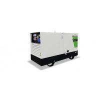Дизелов генератор за ток марка Green Power, модел GP 110 А/P , произведен в Италия