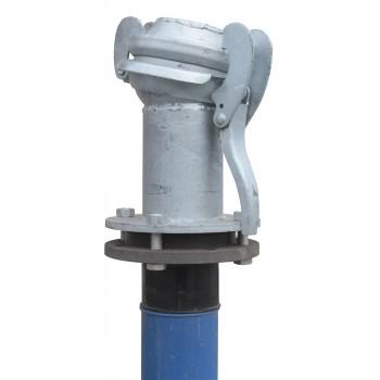 Хидрант AGRI  с фланец DN 100  и мъжка връзка Bauer 108mm