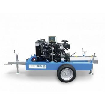 Двигател с кардан за сондажна помпа