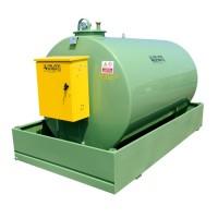 Цистерни за дизелово гориво 1800 - 9000 литра, Emiliana Serbatoi