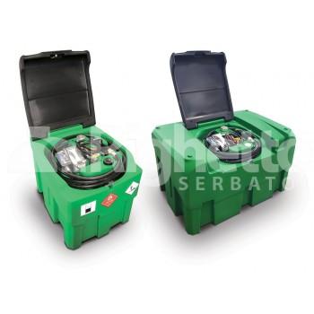 Транспортна цистерна за дизелово гориво 430 литра, марка Righetto Serbatoi s.r.l