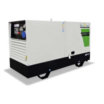 Генератор дизелов за ток моделGP22SH/YW, марка Green Power