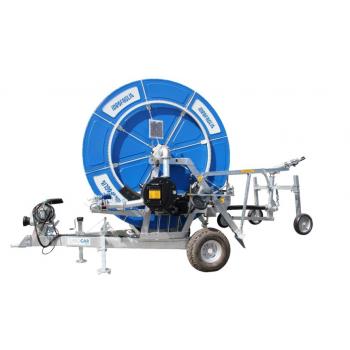 Тръбно-ролкова машина, Idrofoglia, модел G5 125 G 400 с разпръсквач Explorer