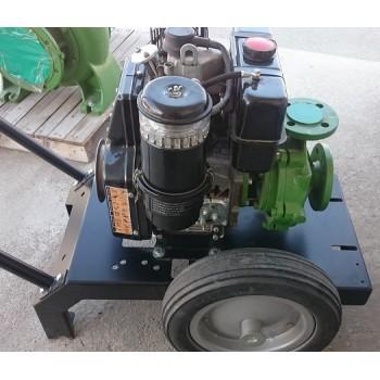 Мотопомпа AGRI Pump DA 8.5- FL 320 F